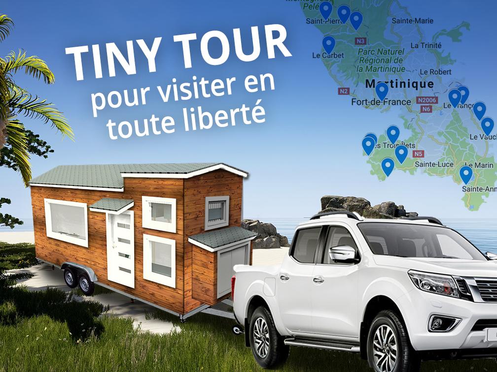 Tiny Tour Martinique