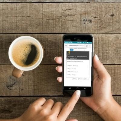 Questionnaire mobile