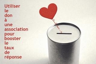 Illustration Utiliser le don à une association